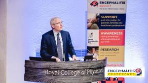 Book your place - Encephalitis 2021