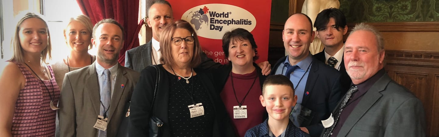House of Lords hosts Encephalitis Society for World Encephalitis Day launch